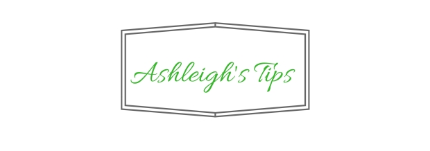 Ashleigh's Tips small banner